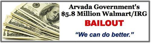 Bailout-Walmart:IRG