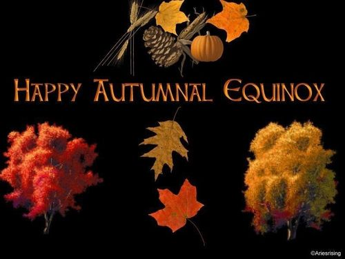 Happy Autumnal Equinox