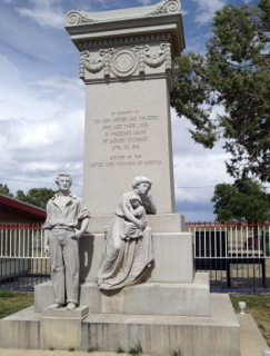 Ludlow Monument 6-2014