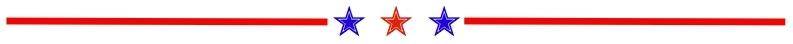 AAP Horizontal Rule - Stars