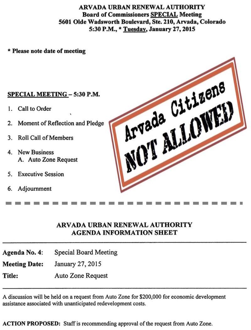 AURA Exec Session 1-27-15