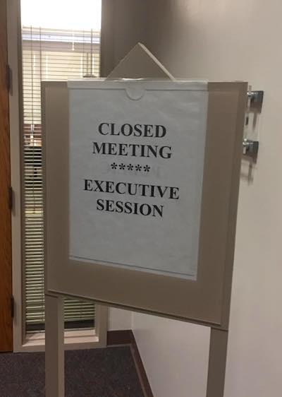 Arvada Council Secret Meeting on PAT 7-31-17