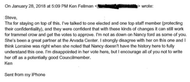 Fellman Email