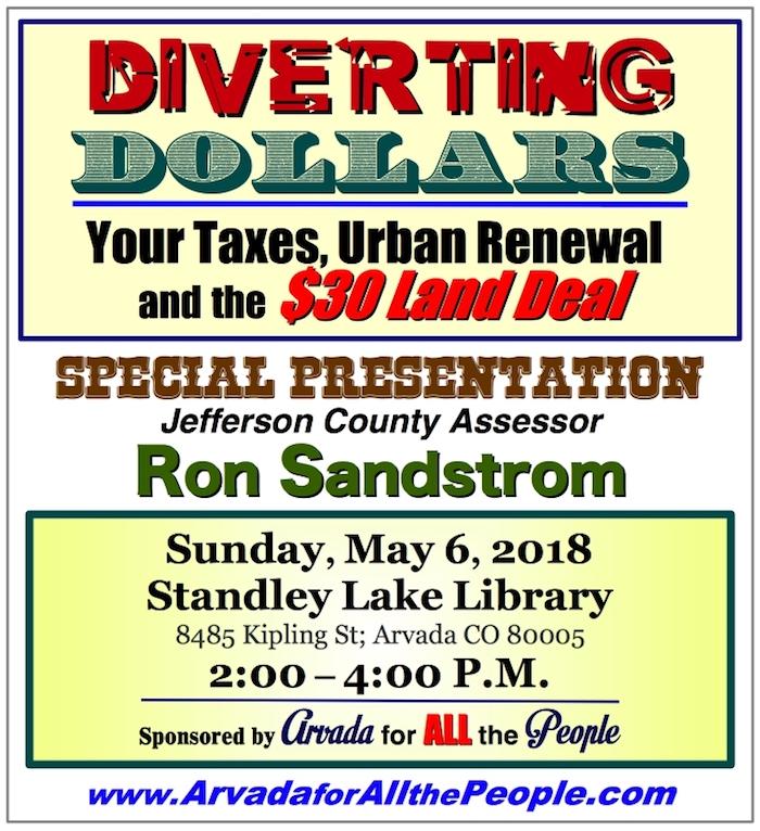 Diverting Dollars Meeting 5-6-18