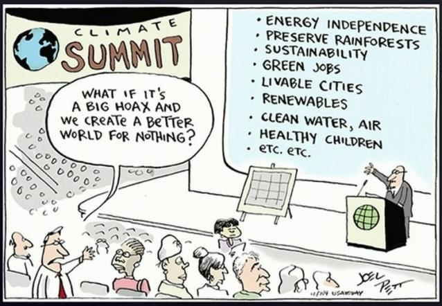 A Better World for Nothing Cartoon