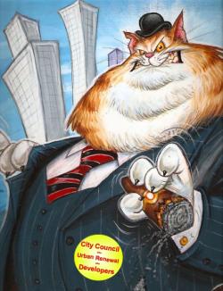 Arvada Cronyism Fat Cat Money