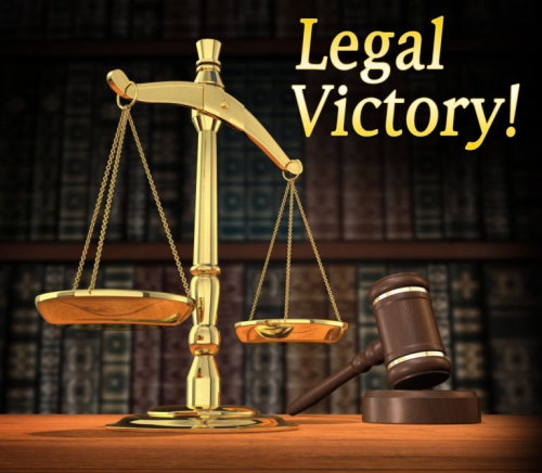 Legal-victory